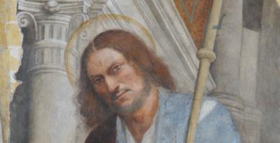 Restauro opera d'arte: San Rocco
