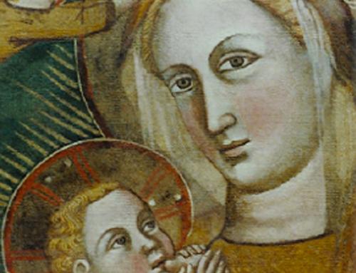 Madonna allattante il Bambino